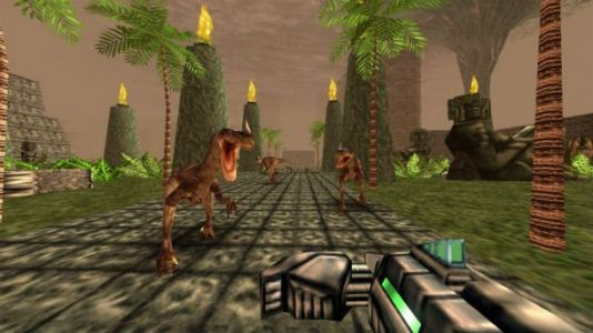 Remastered Turok Games Hit Xbox Next Month