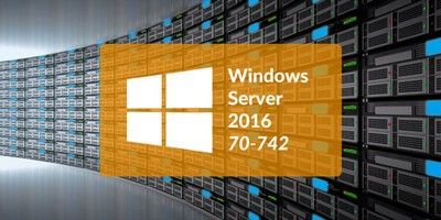 Study for MCSA Windows Server 2016 certification with this amazing bundle!