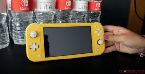 The Nintendo Switch Lite is now available in Canada