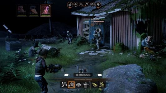 Mutant Year Zero's new trailer showcases bleak world and XCOM-like combat