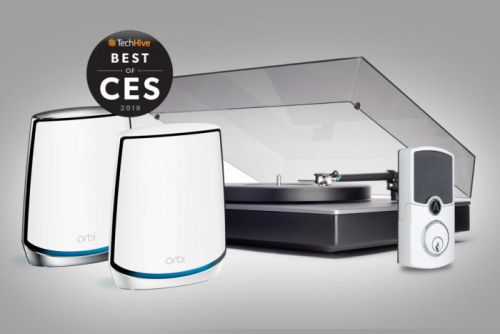 Best of CES: The coolest smart home and home entertainment gear we saw