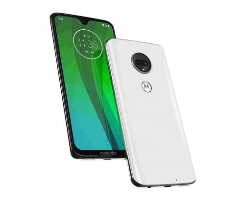 Moto G7 spec details leak out