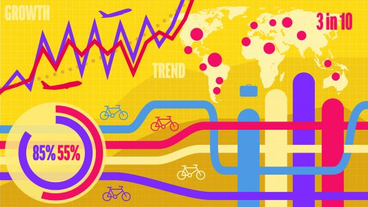 Creating infographics in Illustrator: 10 top tips