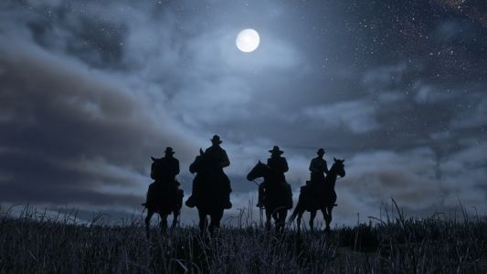Red Dead Redemption 2 features first-person mode at launch