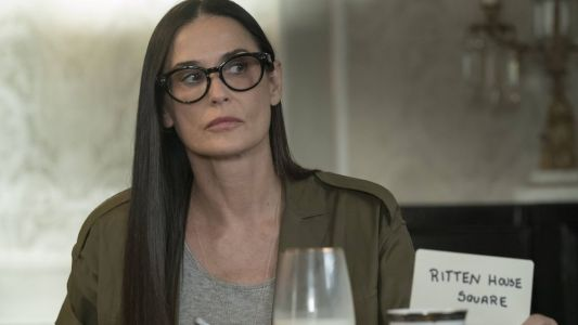 Demi Moore and 5 Others Join the Cast of BRAVE NEW WORLD