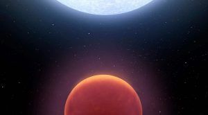 Astronomers Detect Iron and Titanium on Exoplanet for the First Time