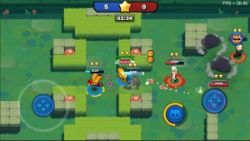 Feline-filled multiplayer shooter Super Cats pounces onto mobile this month