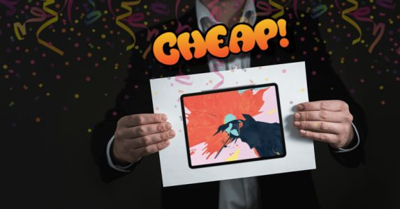 CHEAP: Score $200 off the latest iPad Pro, fast