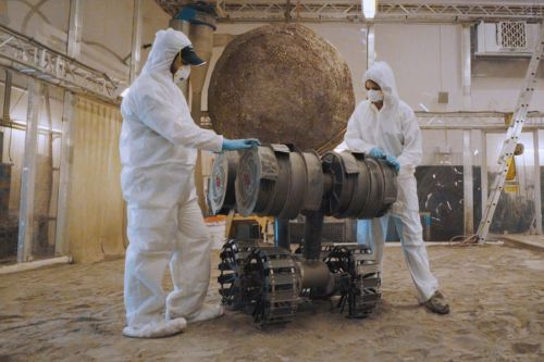How NASA plans to use lunar dust to build structures on the Moon