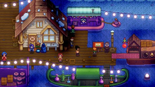 Stardew Valley is coming to Android devices in March