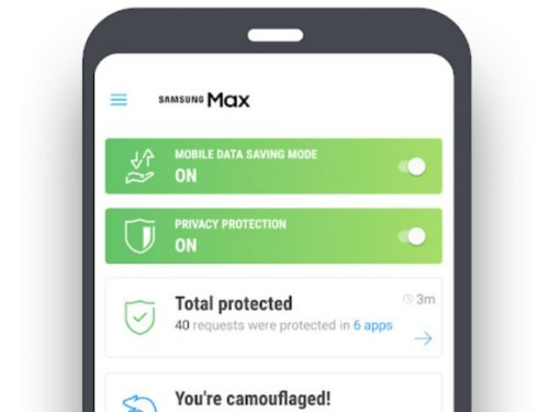Samsung Max is a new VPN that's replacing Opera Max