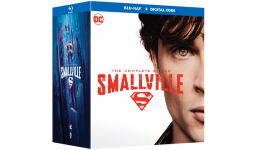 'Smallville: The Complete Series' Finally Coming to Blu-ray This Fall