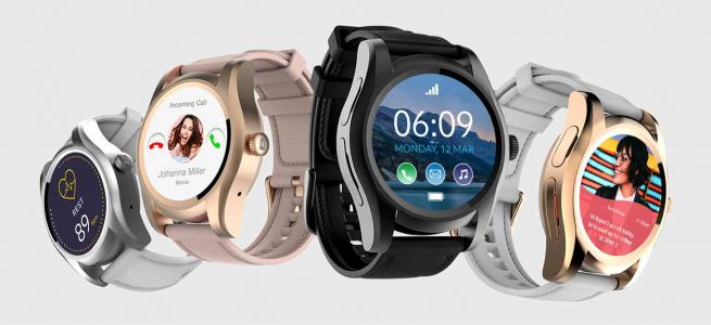 BLU X Link is a low-price smartwatch with cellular connectivity