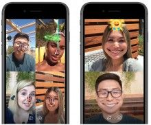 Facebook Adds Augmented Reality Games to Messenger