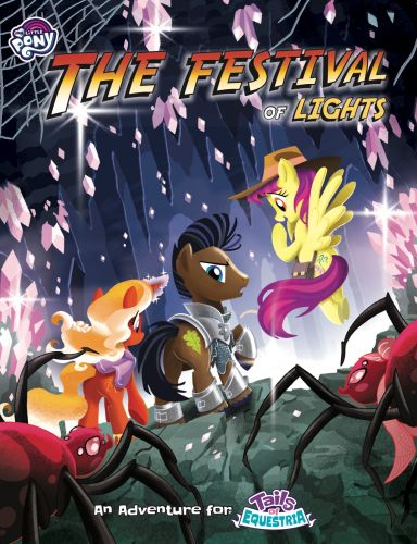 The Festival of Lights Adventure Available For Tails of Equestria