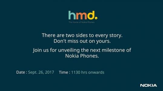 The Nokia 8 is coming to India on September 26