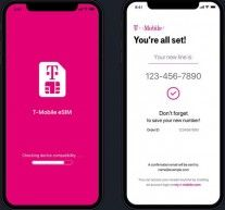 T-Mobile iPhone eSIM Support On Track for Launch By Year's End