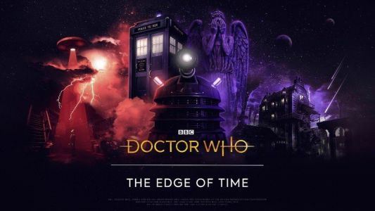 Doctor Who: The Edge of Time lands on VR platforms in November