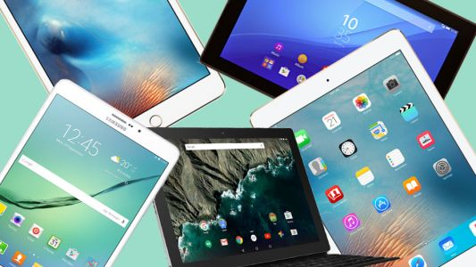 The best tablets for 2018