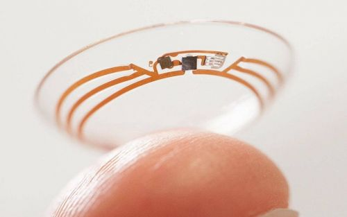 Google ends project to make blood testing contact lenses