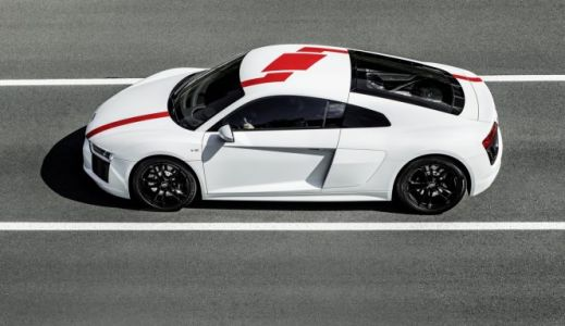 Audi R8 V10 RWS is a super-rare rear-wheel drive oddity