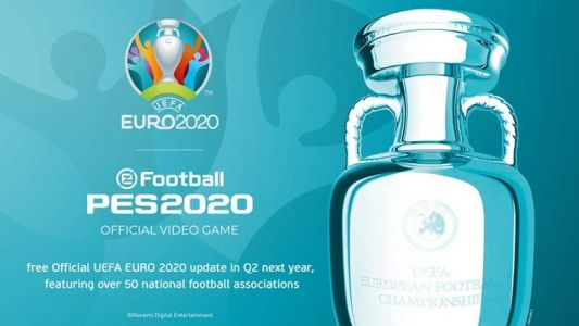 PES 2020 Gets Exclusive License For Euro 2020 Competition