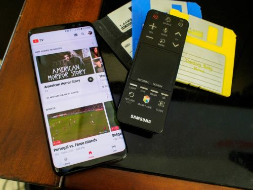 Where is YouTube TV available?