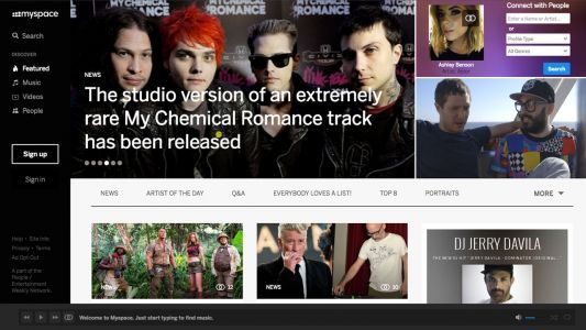 MySpace loses 12 years of music during server migration