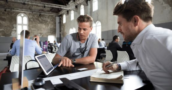 Find your dream job at TNW2019