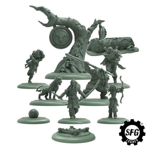 Seasoned Spigot Preview and New Hunters for Guild Ball