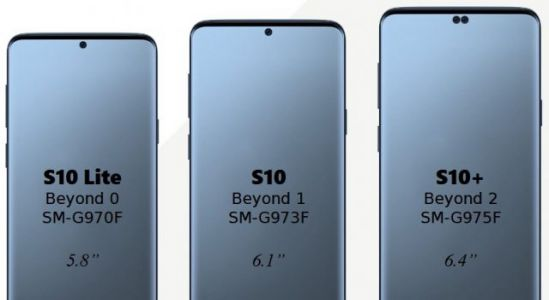 Samsung to launch three variants of Galaxy S10 with up to two Infinity-O notch