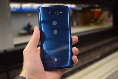LG Debuts V30S ThinQ With Enhanced AI-Powered Camera - MWC 2018