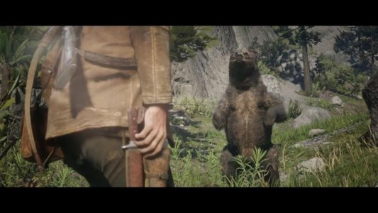 Red Dead Redemption 2 Legendary Bear Pelt: What To Do With It
