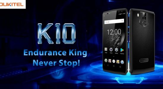 OUKITEL K10 11000mAh Battery Phone Now on Presale - Top 10 Features