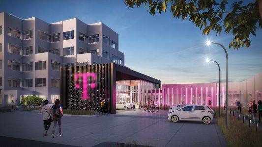 T-Mobile shows concepts for its new Bellevue HQ as it breaks ground on $160 million renovation
