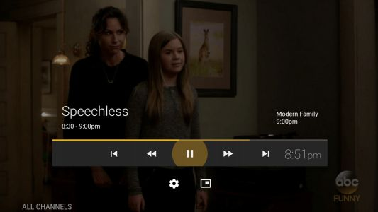 Plex on Android now works more like a 'real' DVR