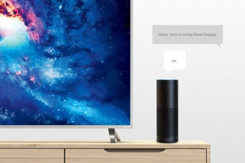 Vizio adds support for Amazon Alexa voice controls on its SmartCast TVs