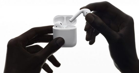Apple is reportedly adding hands-free Siri and water resistance to its next AirPods