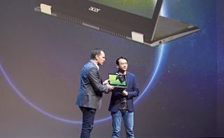 Acer's new Swift 5 is the 'world's thinnest' 15in Windows laptop