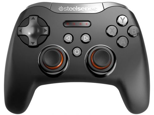 The $30 SteelSeries Stratus XL wireless controller can play thousands of games