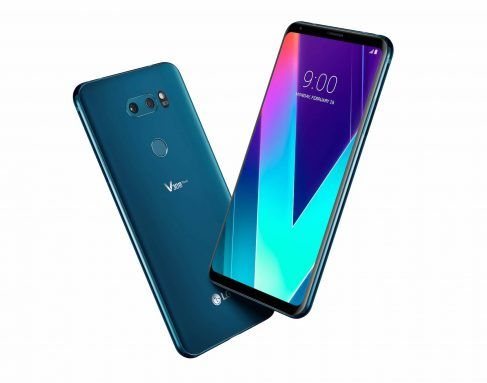 LG V30S ThinQ goes all-in on Android AI in V30 refresh