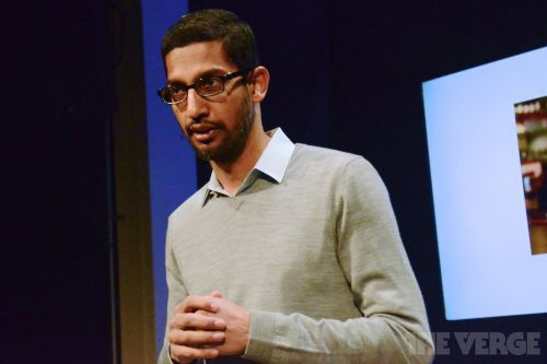 Sundar Pichai had to explain to Congress why Googling 'idiot' turns up pictures of Trump
