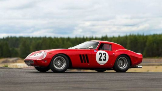 Epic 1962 Ferrari 250 GTO expected to fetch $45 million at auction