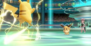 New Pokémon Let's Go Pikachu and Eevee trailer shows off Pocket Monster customization options