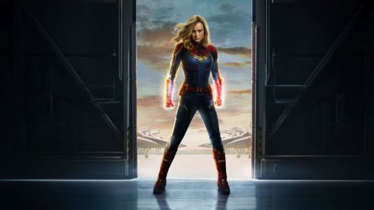 New CAPTAIN MARVEL Poster and a Bunch of Trailer Screenshots!