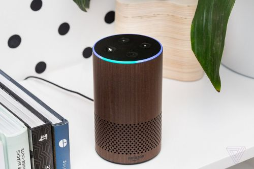 Amazon made a special version of Alexa for hotels with Echo speakers in their rooms