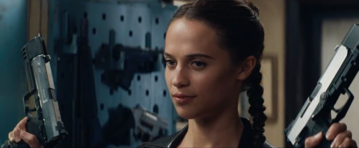 Is TOMB RAIDER The Best Film Adaptation Of A Video Game? One Minute Movie Review