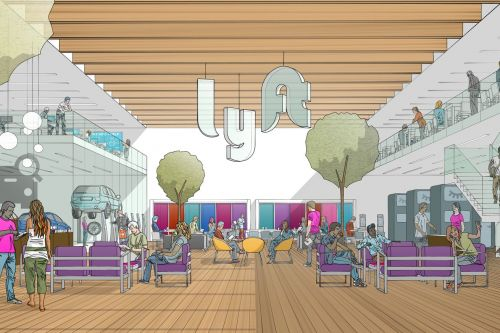 Lyft will spend $100 million on new driver support centers