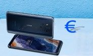 Rumor pegs the price of Nokia 9 PureView at just €600, Xperia 1's at €950