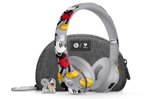 Beats by Dre, Disney reveal Solo3 Wireless with classic Mickey Mouse artwork